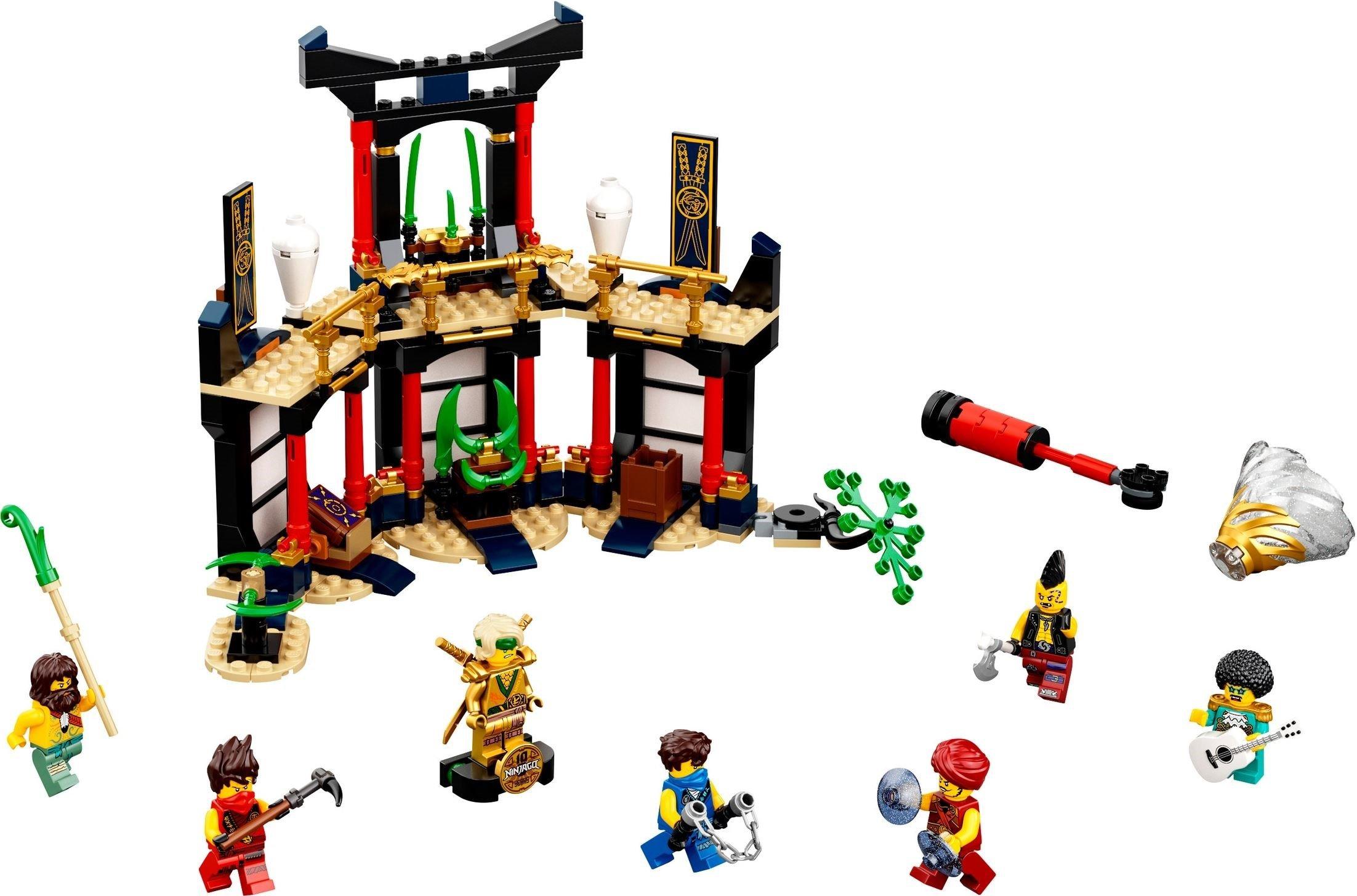 LEGO Ninjago - Tournament of Elements (71735)
