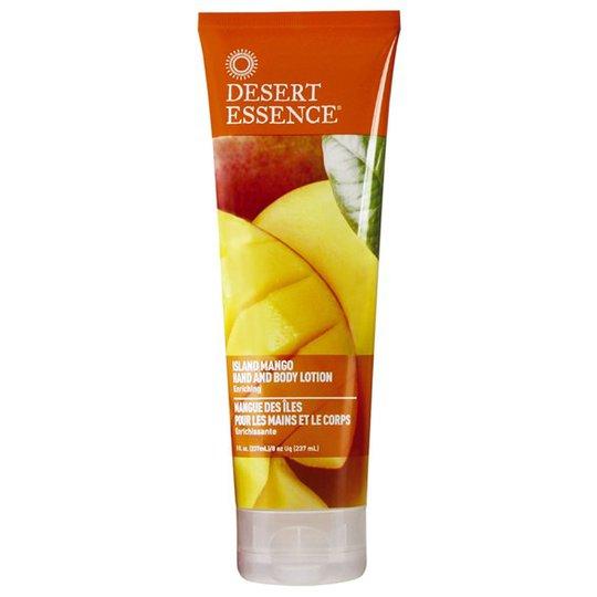 Desert Essence Island Mango Hand & Body Lotion, 237 ml