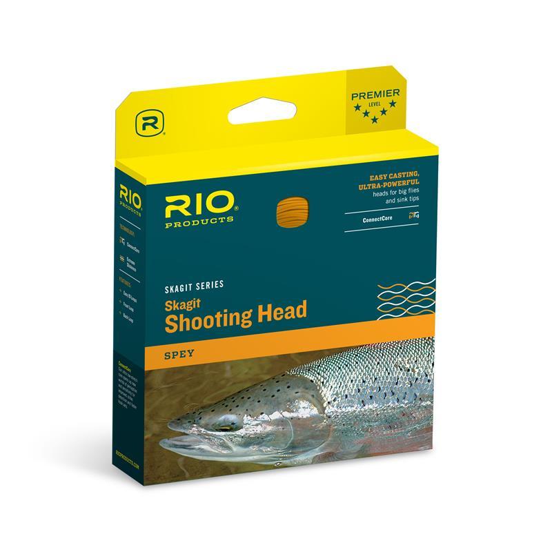 Rio Skagit Max Short Shootinghead 650gr 42,2 g / 6,1m / #9