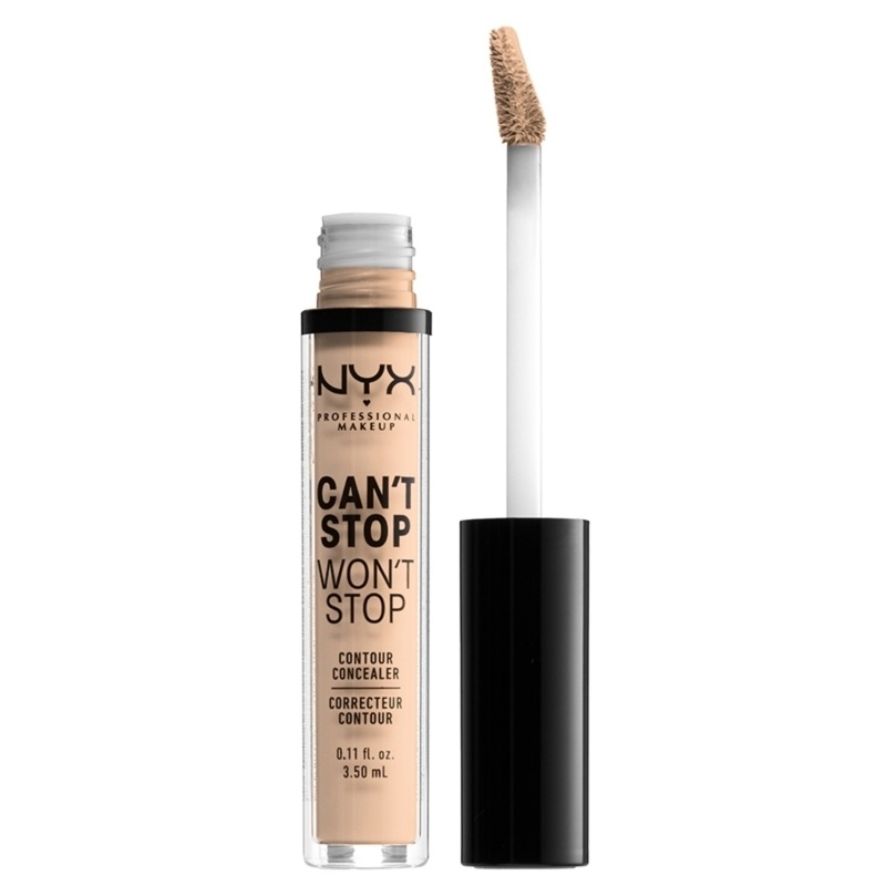 NYX Professional Makeup - Can't Stop Won't Stop Concealer - Vanilla