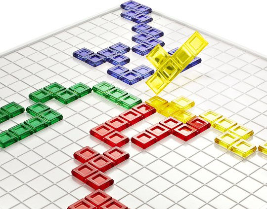 Spill Blokus