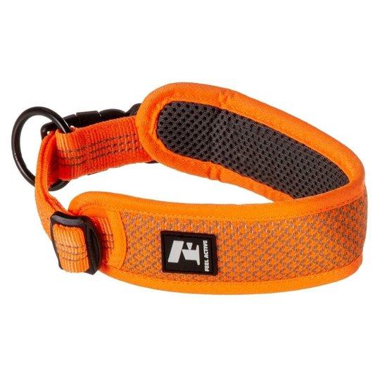 Feel Active Reflective Halsband Orange (25-35 cm)