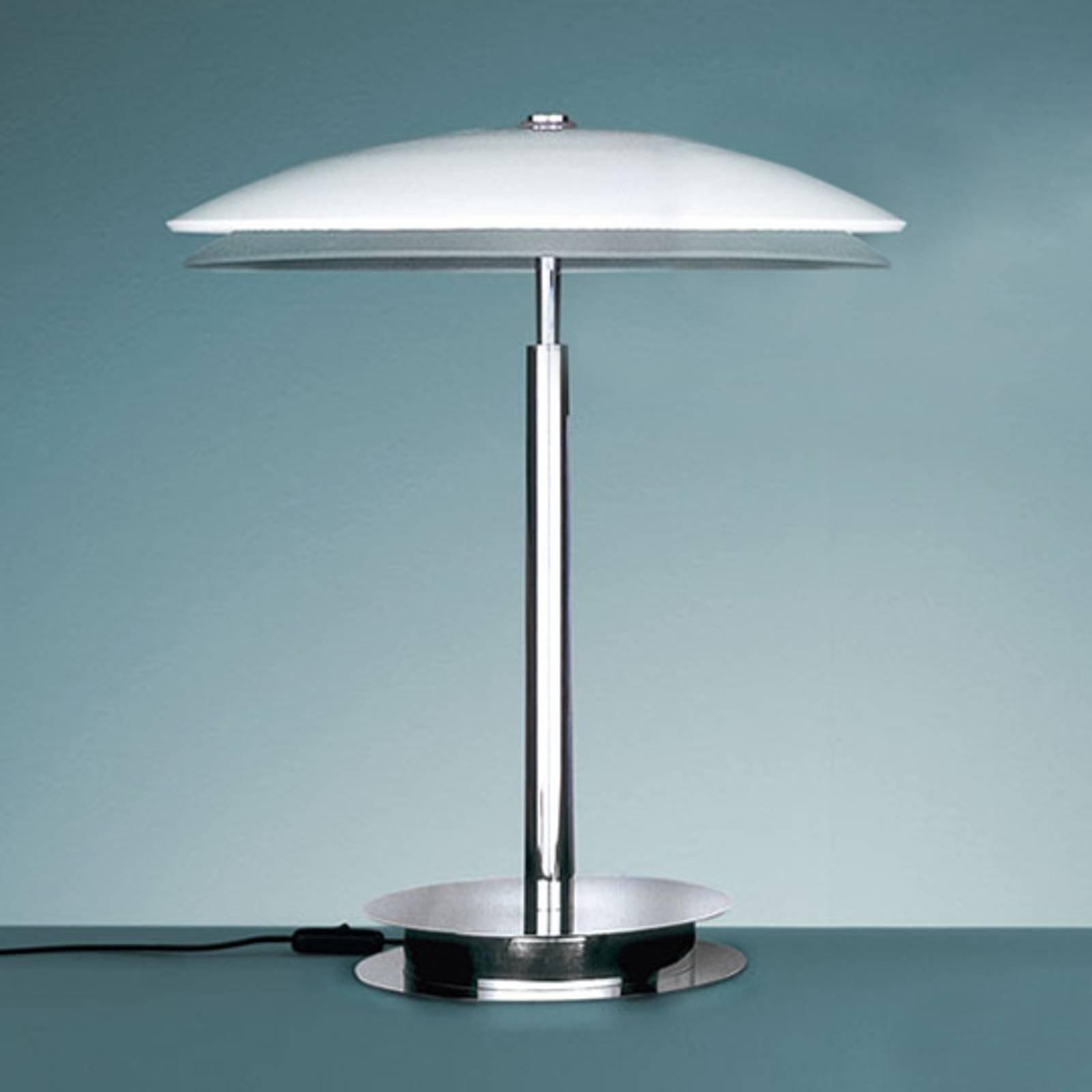 Designbordlampe 2280/ TRIS i svart