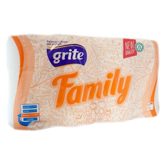 Hushållspapper Family - 27% rabatt
