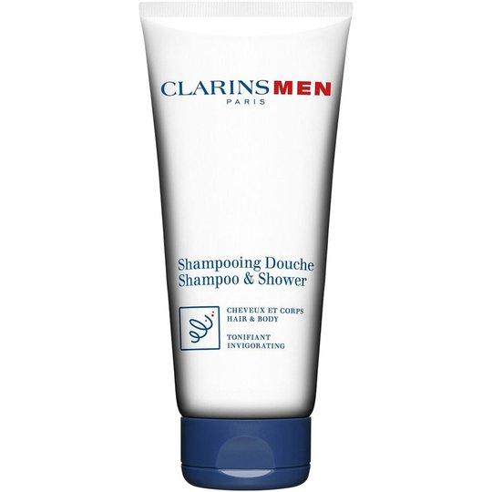 Clarins Men Shampoo & Shower Gel, 200 ml Clarins Men Shampoo