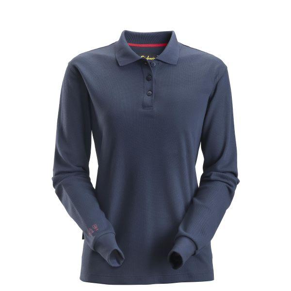 Snickers 2667 ProtecWork Pikéskjorte marineblå XS