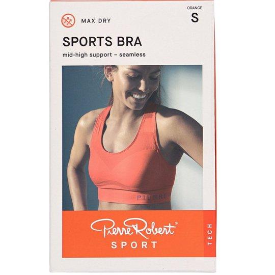 Sport-BH Medium Support Orange S - 72% rabatt