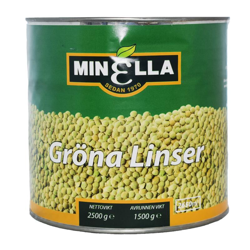 Gröna Linser - 67% rabatt