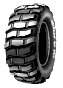 Dunlop SP PG7 ( 15.5/55 R18 138E 16PR TL kaksoistunnus 385/55 R18 )