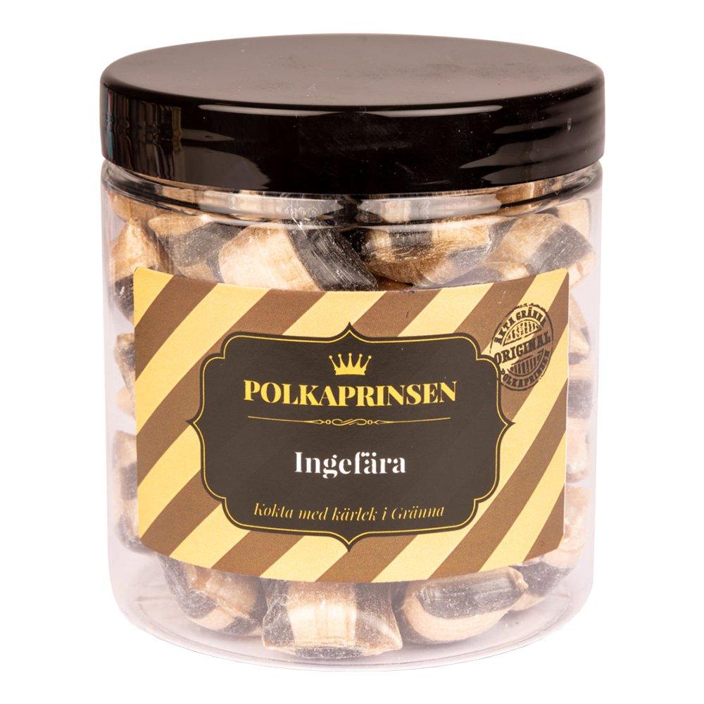 Polkaprinsen Ingefära - 200 gram