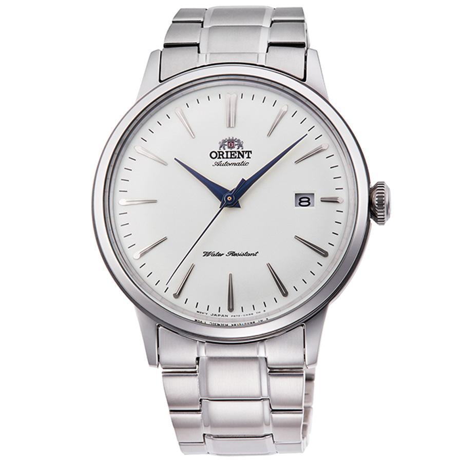 Orient Men's Watch Silver RA-AC0005S10B