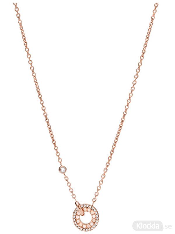 Damsmycke FOSSIL Halsband Classics JF03543791