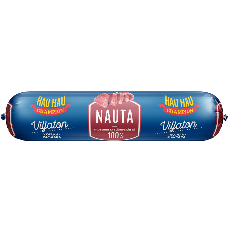 Koiranmakkara Nauta - 19% alennus