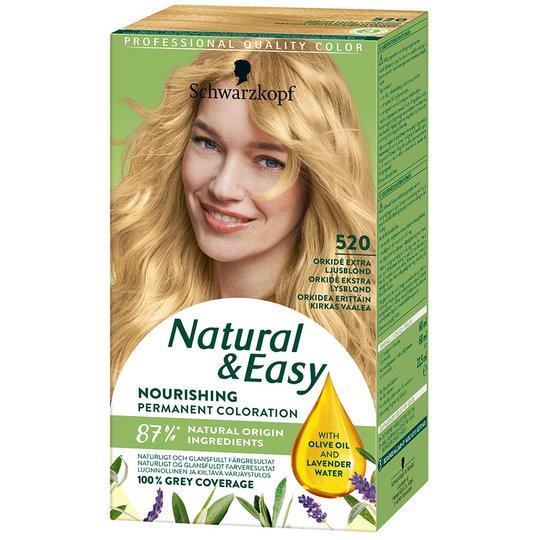 Natural & Easy, Schwarzkopf Hiusvärit