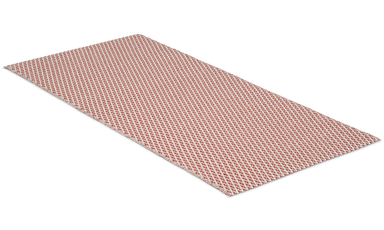 Sigyn rød - plastteppe