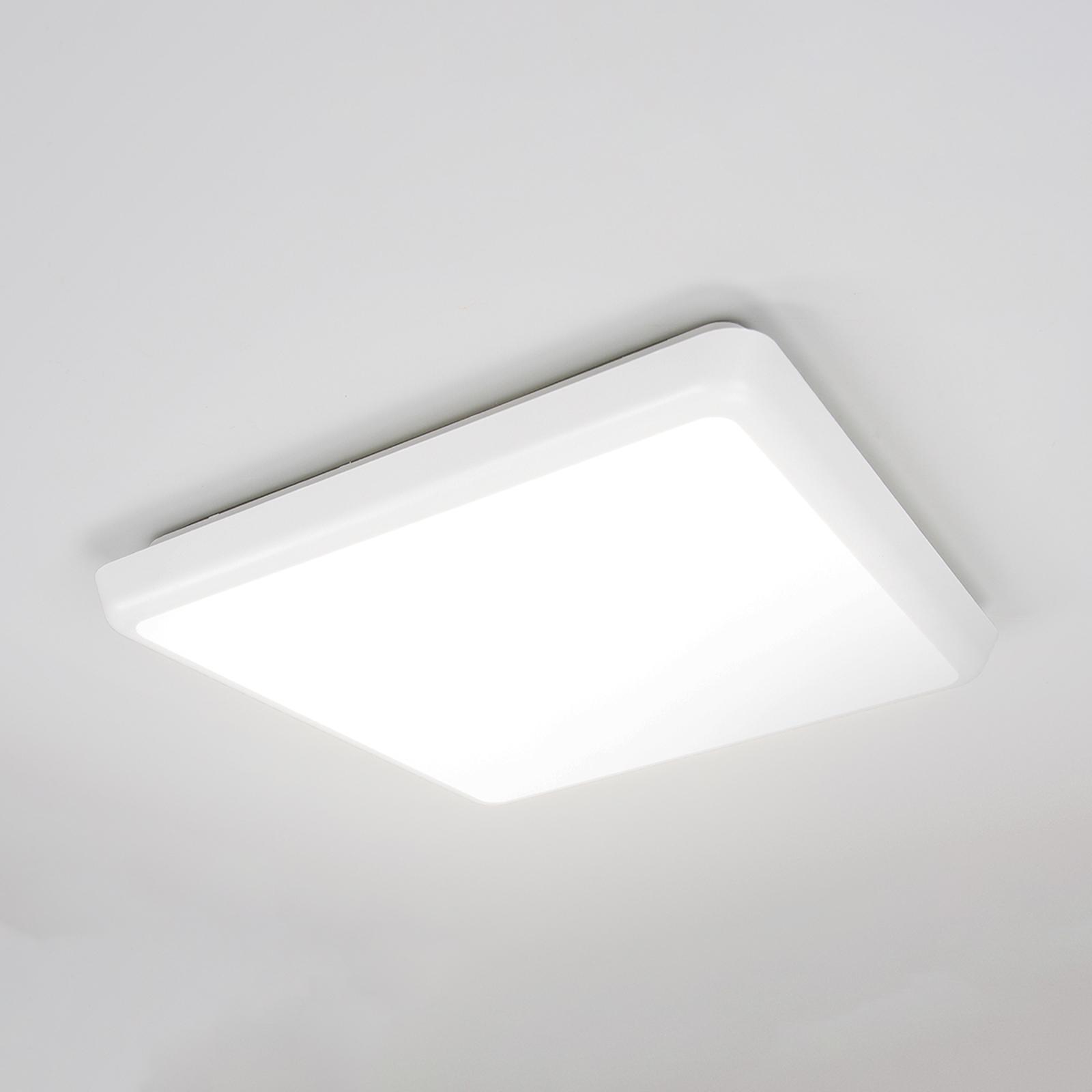 Pelkistetty kattovalaisin Augustin, LED, IP54