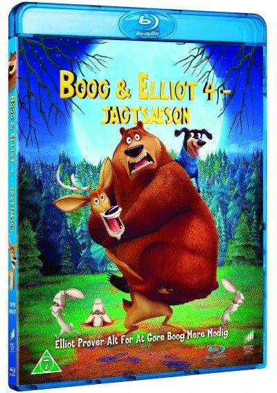 Boog & Elliot/Jagt. - Blu Ray