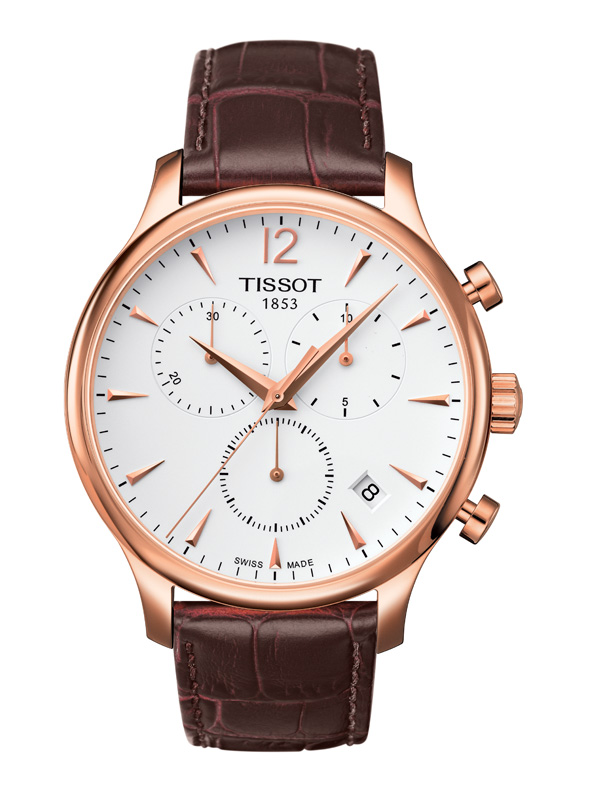 Tissot Tradition Chronograph T063.617.36.037.00