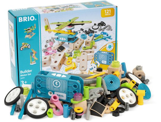 Brio 34591 Builder Motorsett