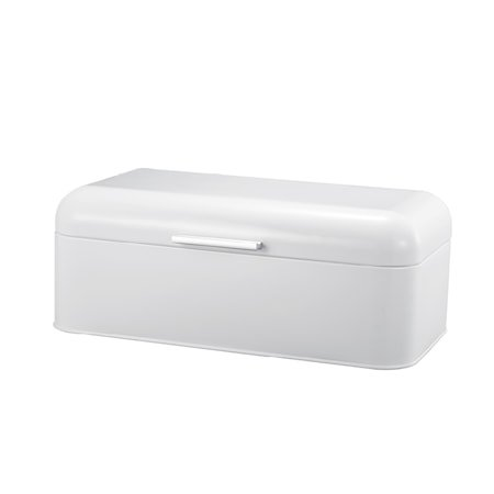 Bella Brødboks hvit 42*22,5*16,5 cm
