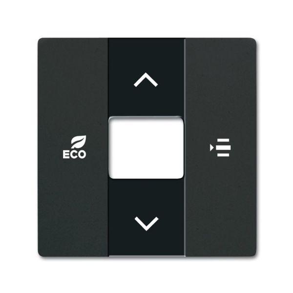 ABB Future Linear 6220-0-0634 Keskiölevy Musta