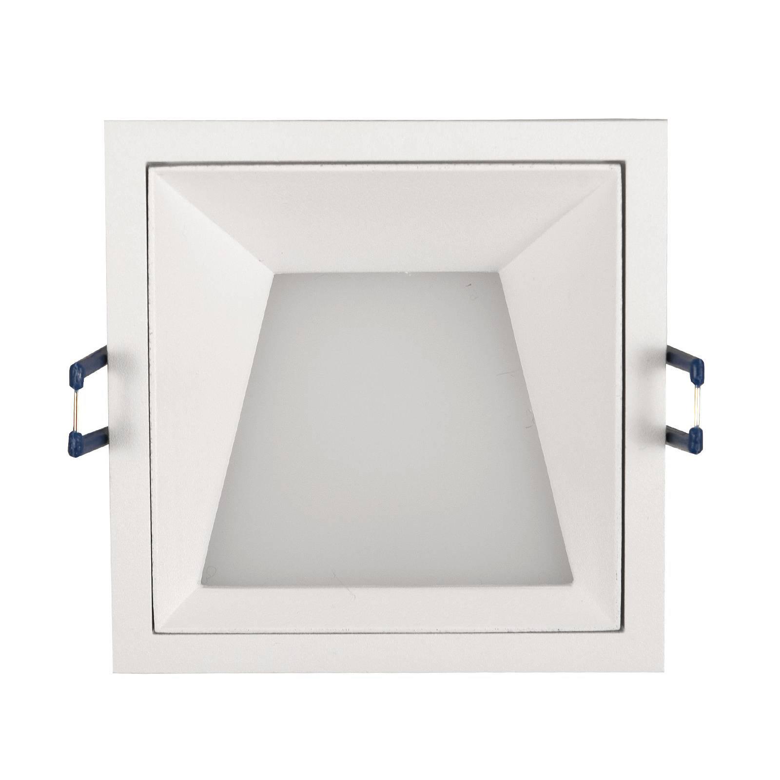 Innfellingslampe Kris Rahmen 3 000 K asymmetrisk h
