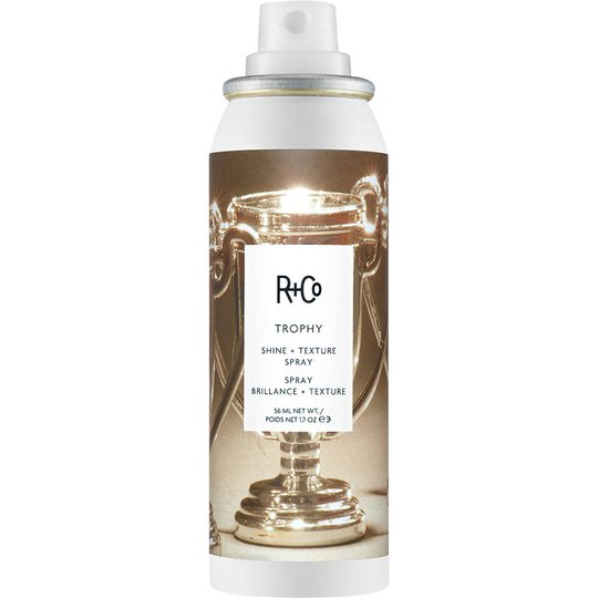 Trophy Shine+Texture Spray, 56 ml R+CO Hiuslakat