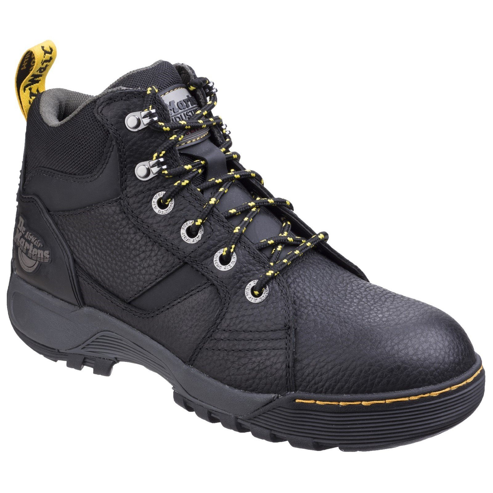 Dr Martens Men's Grapple Safety Boot Various Colours 26023 - Black 6