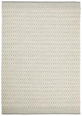 Mahi Matta Ull Off White/Ljusgrå 170x240 cm