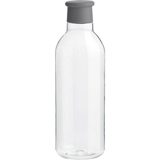 RIG-TIG DRINK-IT Vattenflaska, 0,75 l - grey