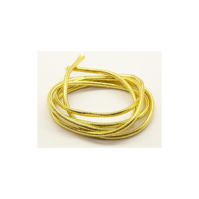 Mylarrør str. M - Gold