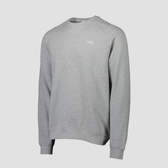 Essential Crewneck, Light Grey