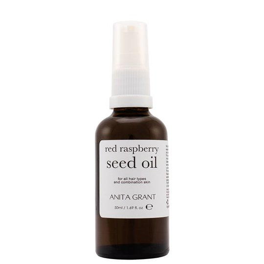 Anita Grant Red Raspberry Seed Oil, 50 ml