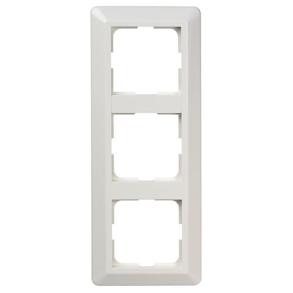 Elko EKO04271 Kombinasjonsramme for dekking av veggflate 3 rom