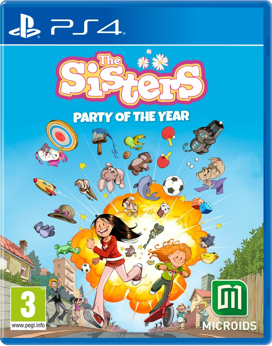 The Sisters: Party of the Year