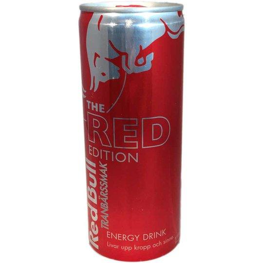 Redbull Red Edition - 60% rabatt