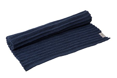 Teppe 70x100 cm, blå