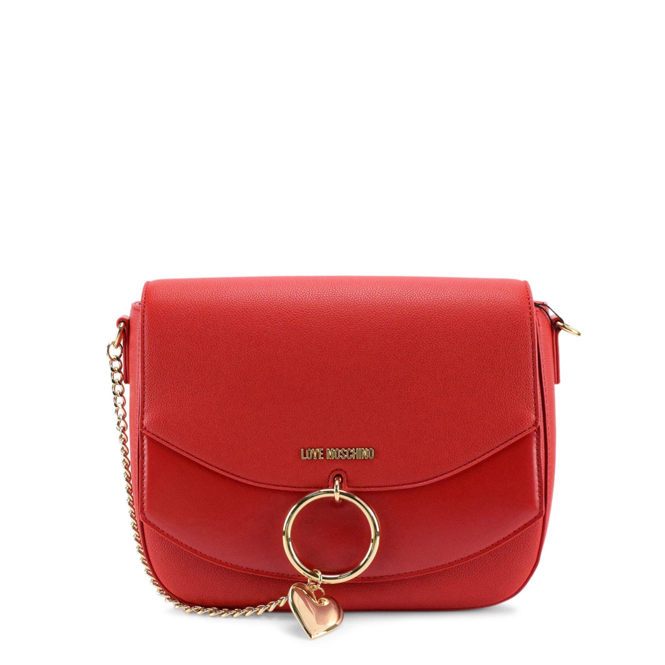 Love Moschino Women's Crpssbody Bag Black JC4236PP0CKF1 - red NOSIZE
