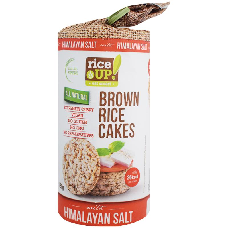 Täysjyväriisikakut Himalayan Salt - 45% alennus