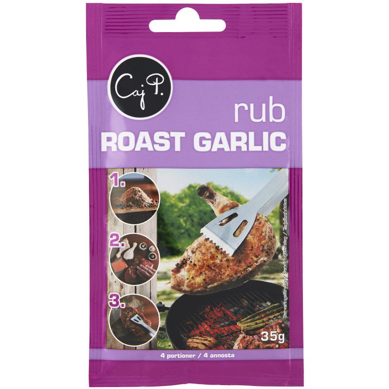 Kryddblandning Rub Roast Garlic - 36% rabatt