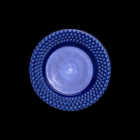Bubbles Tallrik Blå 28 cm