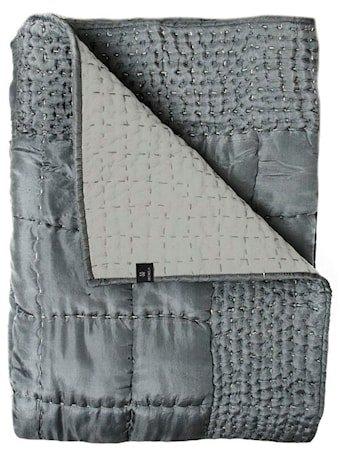 Delia sengeteppe – Antracite, 160x240