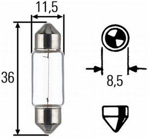 Glödlampa, innerbelysning, Bak, Fram, Sidoinstallation, Fotutrymme