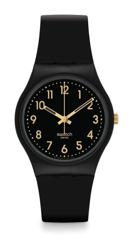 Swatch Golden Tac GB274