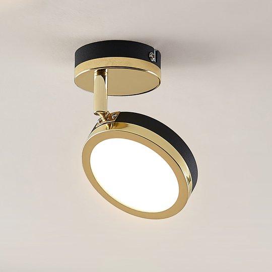 Lindby Alsani -LED-kattokohdevalo 1-lamppuinen
