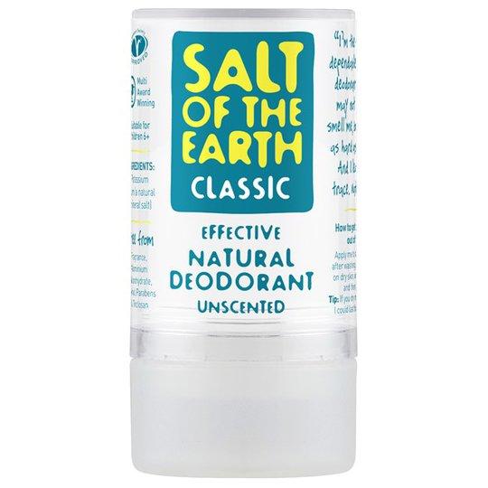 Salt of the Earth Crystal Classic Deodorant, 90 g