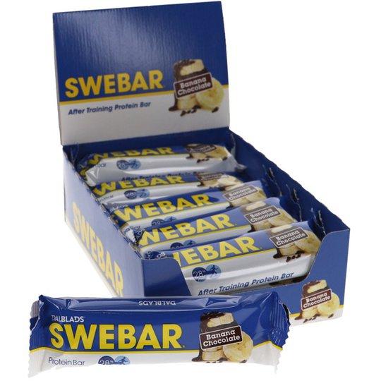 Proteinbars Banan & Choklad 15-pack - 33% rabatt
