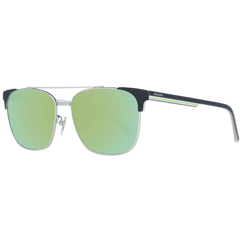Police Men's Sunglasses Gunmetal PL574 57581V