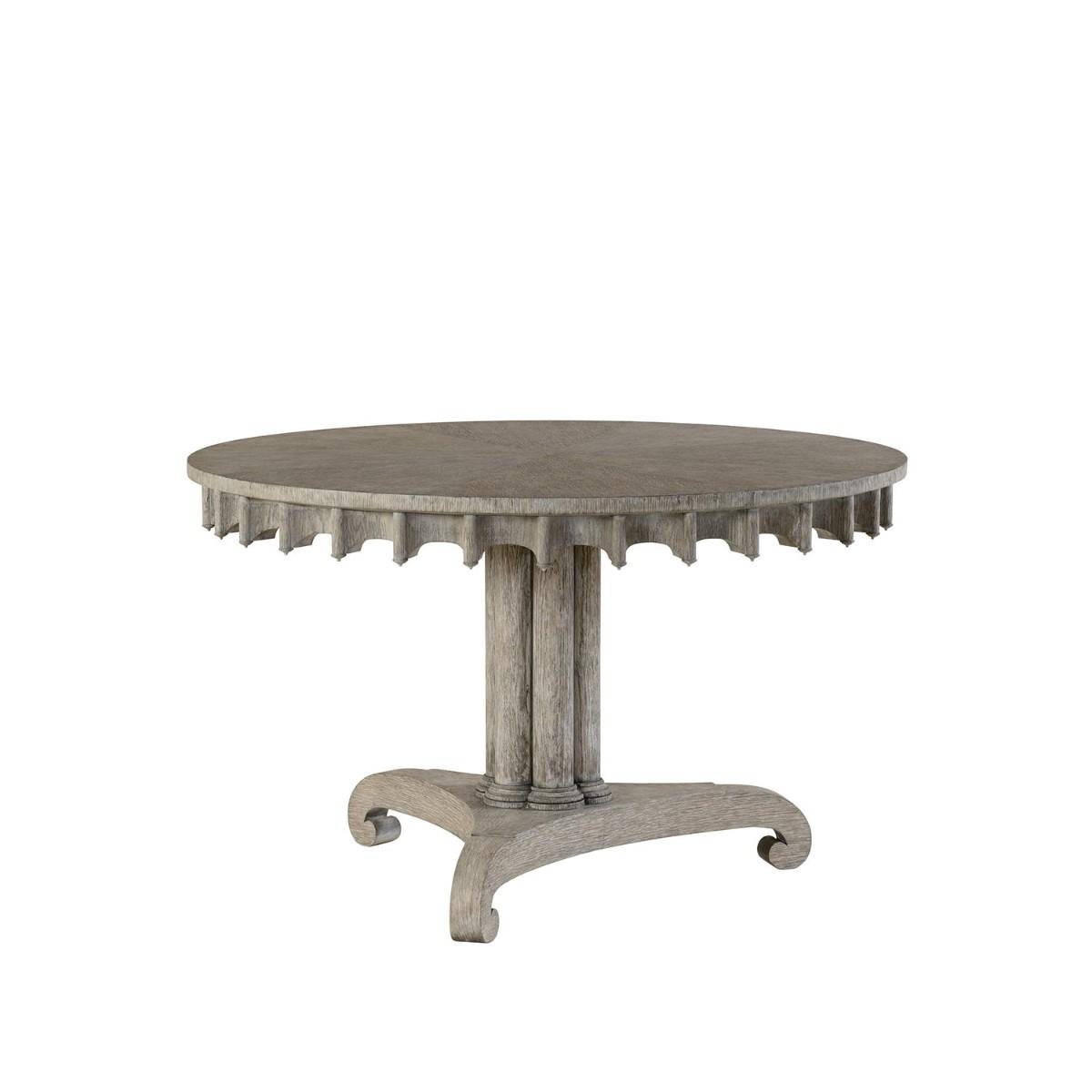William Yeoward | Longwood Table Greyed Oak