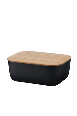 Box-it Smörlåda Svart